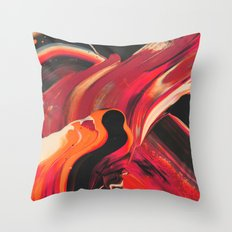 :untitled: Throw Pillow