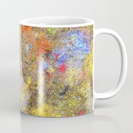 Aftermath of a Color Explosion Coffee Mug