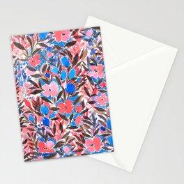Nonchalant Vibrant Stationery Cards