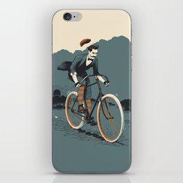 Chapeau! iPhone Skin