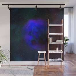 One of A Hundred Nebulas 021 Wall Mural