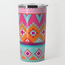 Tenochtitlan Sunset Travel Mug