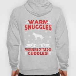 Australian Cattle Dog Ugly Christmas Sweater Hoody