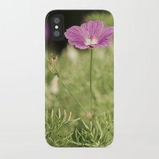 My Gentle Verse Slim Case iPhone X