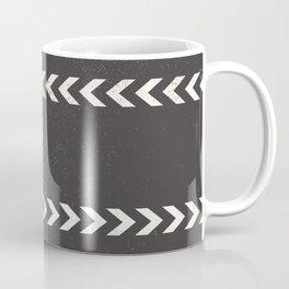 Arrow Stripe Coffee Mug