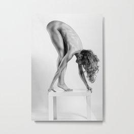 bodymusic Metal Print