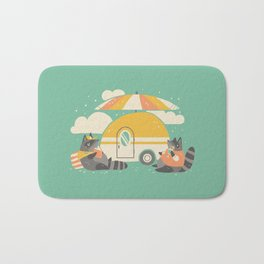 Time for a Vacation Bath Mat