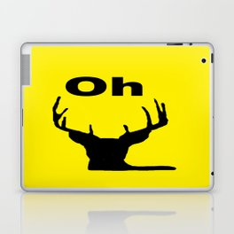 Oh deer Laptop & iPad Skin