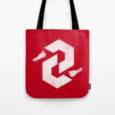 Thunderforce Tote Bag