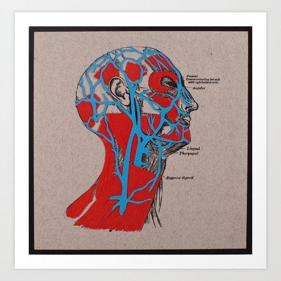 corpii Art Print