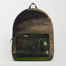 John Everett Millais - Ophelia Backpack
