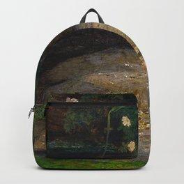 John Everett Millais - Ophelia Backpack