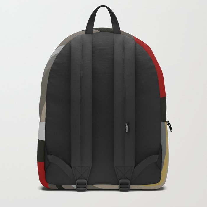 TRAVEL TO NOWHERE ABSTRACT Backpack