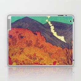 Autumn Baths in Kaanaii Laptop & iPad Skin