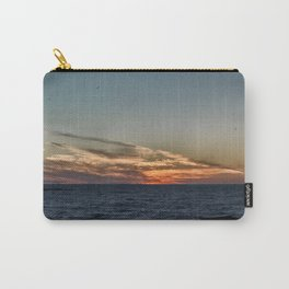 Summer sunset on lake Ontario Carry-All Pouch