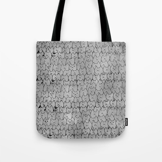 cat-275 Tote Bag