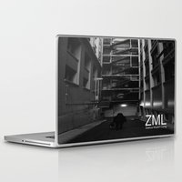 uncharted Laptop & iPad Skins featuring Uncharted II by ZML Zealous Modern Living