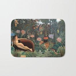 Henri Rousseau - The Dream Bath Mat