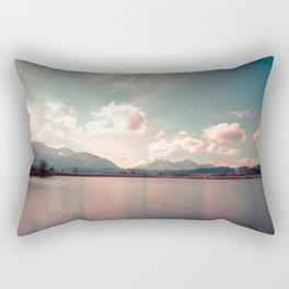 Nature Blossom Rectangular Pillow