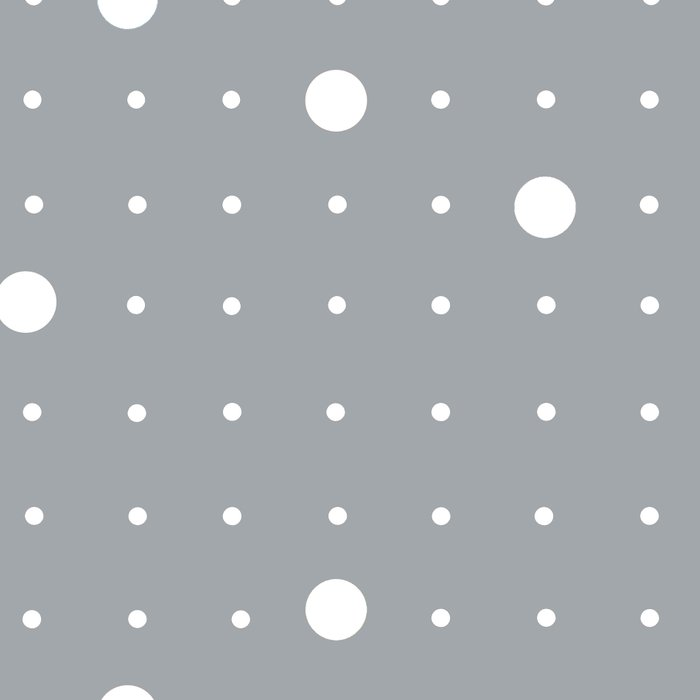 Pin Points Grey Leggings