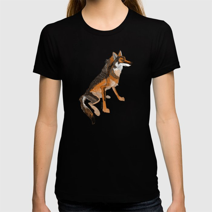 Totem Iberian wolf T-shirt