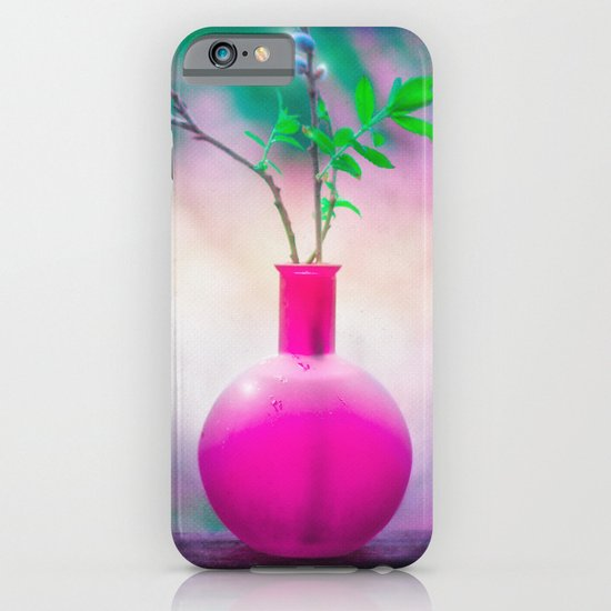 SUMMER GARDEN iPhone & iPod Case