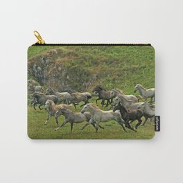 Running with wind Carry-All Pouch