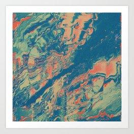 XĪ _ Art Print