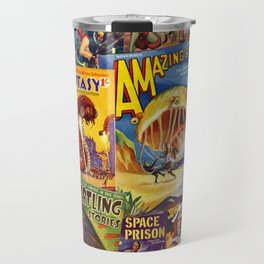 Pulp Fiction 8 Travel Mug