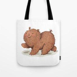 Fat Little Bear Tote Bag