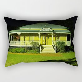 Wynnum Shire Clerk's Cottage Rectangular Pillow