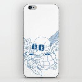 Vanitas II iPhone Skin