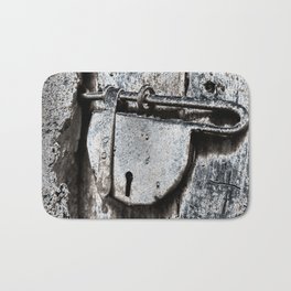 FORGOTTEN MEDIEVAL SOUND of GHOSTS Bath Mat