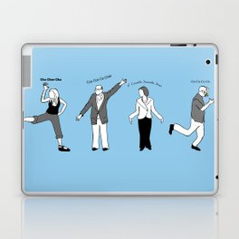 Chicken Dance The Night Alway  Laptop & iPad Skin