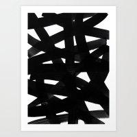 georgiana paraschiv Art Prints featuring TX02 by Georgiana Paraschiv