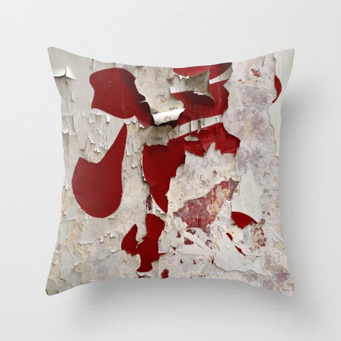 character Throw Pillow