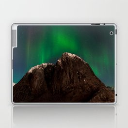 Northern Lights in Norway 04 Laptop & iPad Skin