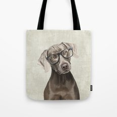 Mr Weimaraner Tote Bag