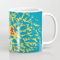 marx Mugs featuring Hunted! by Ivan Guerrero