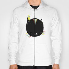 MIGHTY TIGARRR, BLACK KITTEN 묘 Hoody