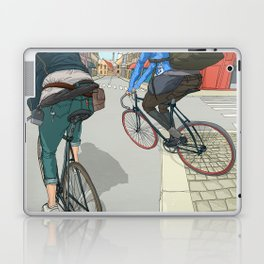City traveller Laptop & iPad Skin