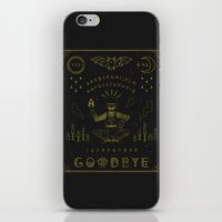 ouija iPhone & iPod Skins featuring Ouija Board by LordofMasks