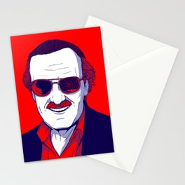 Stan Lee / Excelsior Stationery Cards