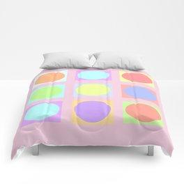 Pastel Dots Comforters
