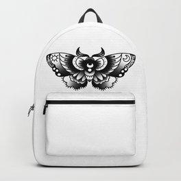 ouija moth Backpack