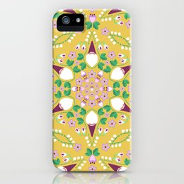 Gnomes in the Garden iPhone Case
