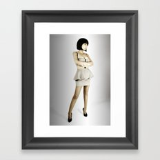 Nikita Framed Art Print