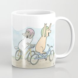 Lily's Training Wheels Coffee Mug