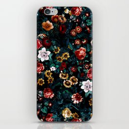 EXOTIC GARDEN - NIGHT VI iPhone Skin