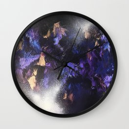 Dylan Wall Clock